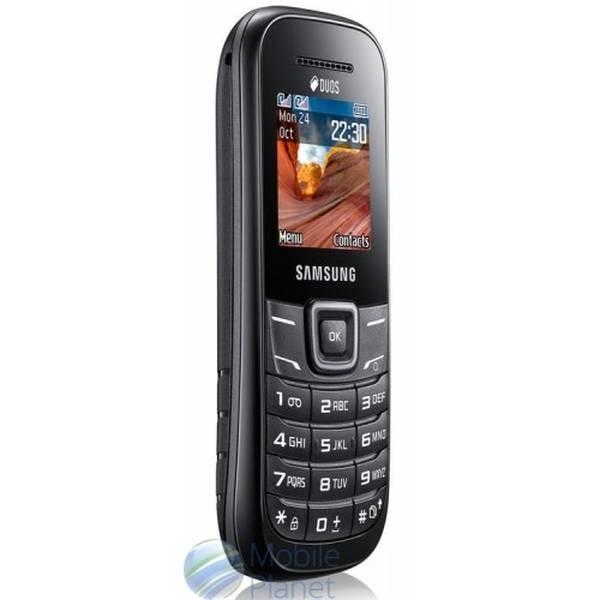 Samsung E1202i Black Госком