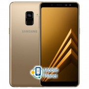 Samsung Galaxy A8 Plus 2018 Duos 32Gb Gold Госком (SM-A730FD)