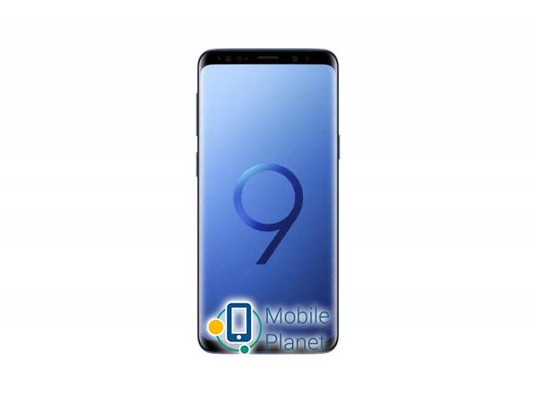 Samsung Galaxy S9 Duos 256Gb Coral Blue (SM-G960FD)