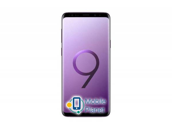 Samsung Galaxy S9 Plus Duos 128Gb Lilac Purple (SM-G965FD)