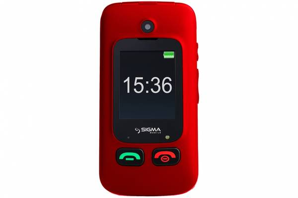 Sigma mobile Comfort 50 Shell Duol Red Госком