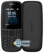 Nokia 105 SS 2019 Black Госком