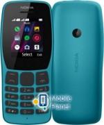 Nokia 110 DS 2019 Blue Госком