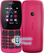 Nokia 110 DS 2019 Pink Госком