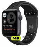 Apple Watch Nike Series 6 40mm Space Grey Aluminium Case with Anthracite Black Nike Sport Band