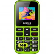 Sigma mobile Comfort 50 HIT2020 Green Госком
