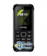 Sigma mobile X-style 18 Track black-grey Госком