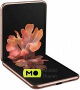 Samsung Galaxy Z Flip 5G Single Plus E-SIM 8/256Gb Mystic Bronze (SM-F707B)