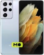 Samsung Galaxy S21 Ultra 2021 Duos 12/128Gb Phantom Silver (SM-G998BZSDSEK)