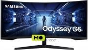 Samsung 34 Odyssey G5 (LC34G55TWWIXCI) VA Black Curved 165Hz