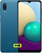 Samsung Galaxy A02 Core 2020 Duos 2/32Gb Blue (SM-A022GZBBSEK) Госком