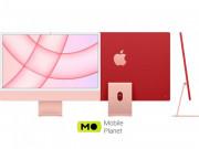 Apple iMac 24 M1 Pink (MGPN3) 2021