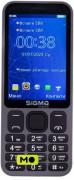 Sigma mobile X-style 351 LIDER Grey Госком